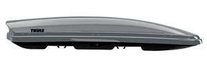 Thule Dynamic Box for Roof of Car
