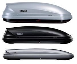 thule pacific roof box series roof rack supplies. Black Bedroom Furniture Sets. Home Design Ideas