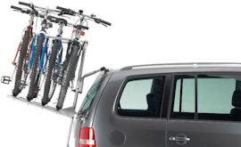 Thule BackPac Bike rack for estates,MPVs and minivans