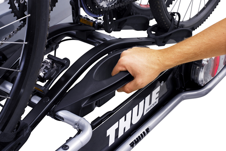 Thule Euroride 941 Amp 943 Tow Bar Mounted Cycle Carriers