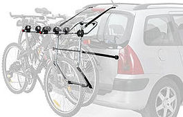 Thule Freeway 968 boot mounted cycle carrier