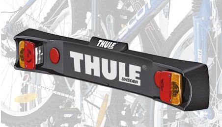 Thule Clipon High 9105 Amp 9106 Rear Mounted Cycle Carrier