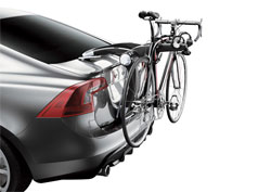 Thule Raceway 991 & 992 rear mounted bike carriers