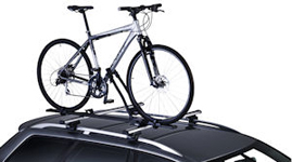 Thule Roof Mounted Bike Carriers