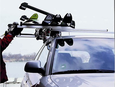 thule snowsports xtender 739 roof rack supplies. Black Bedroom Furniture Sets. Home Design Ideas