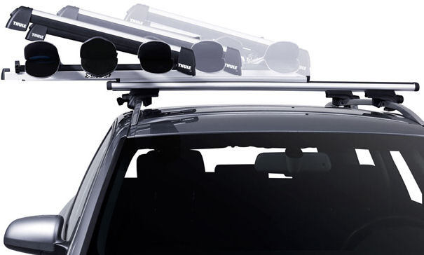 Thule Snowsports Xtender 739 Roof Rack Supplies